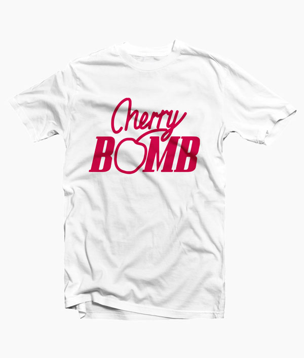 Cherry Bomb T Shirt