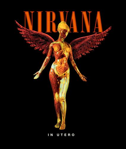 Nirvana T Shirt In Utero