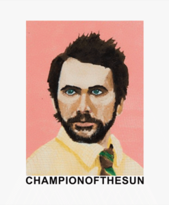 Charlie T Shirt Champion Of The Sun
