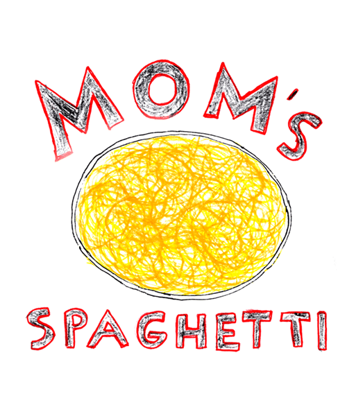 Mom's Spaghetti T Shirt