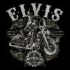 Elvis Presley T Shirt Made In America