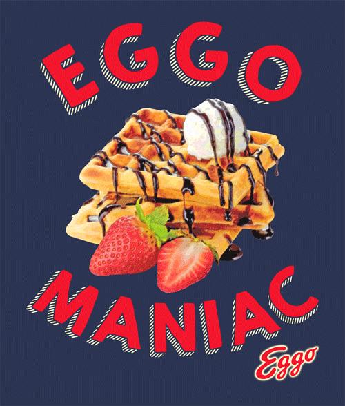 Kellogg's Eggo Waffles T Shirt