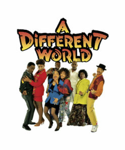A Different World T Shirt