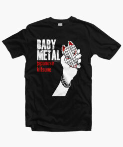 Babymetal Japanese Band T Shirt