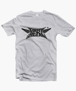 Babymetal Logo T Shirt Band Tees