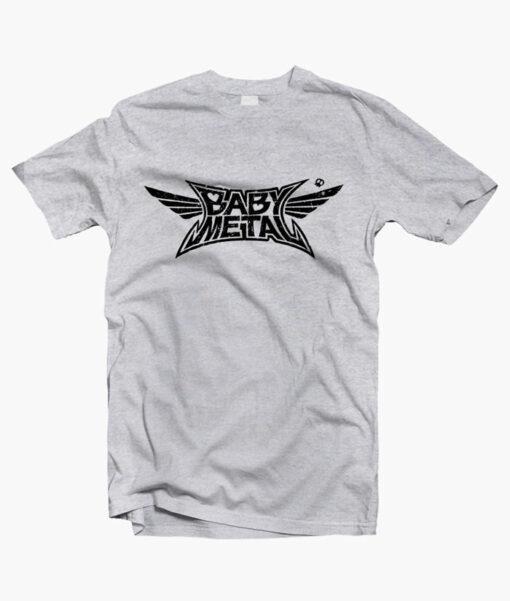 Babymetal Logo T Shirt Band Tees