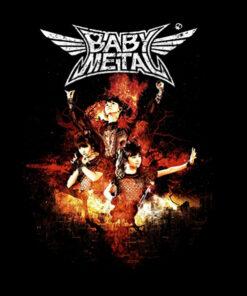 Babymetal US Tour T Shirt Band Tees