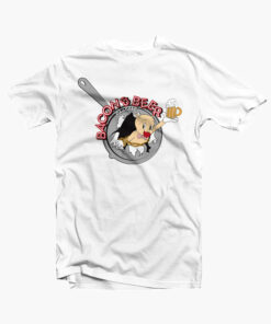Beer And Bacon T Shirt Graphic Tees