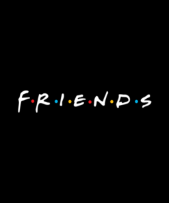 Friends T Shirt Logo