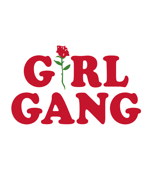 Girl Gang Shirt Feminist Graphic Tees