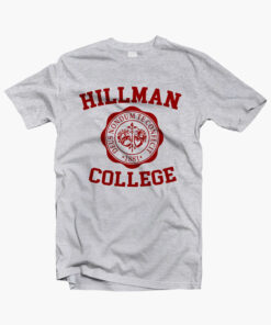 Hillman College Shirt