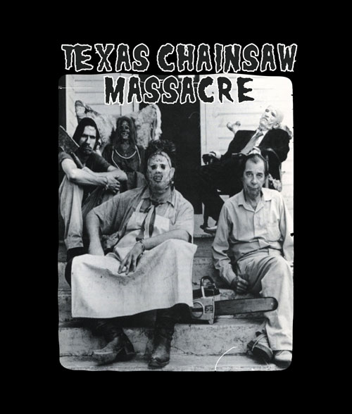 Texas Chainsaw Massacre Shirt Halloween T Shirt