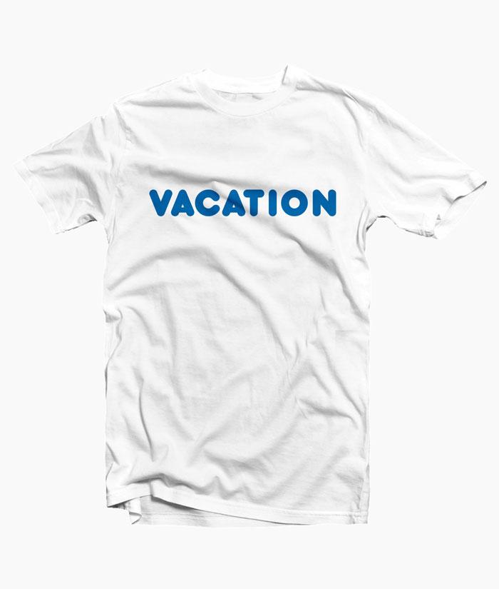 Vacation T Shirt Graphic Tees