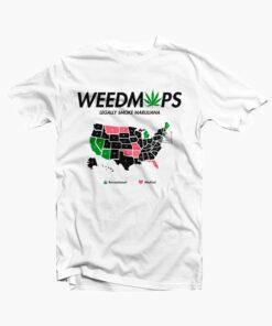 Weedmaps Shirt