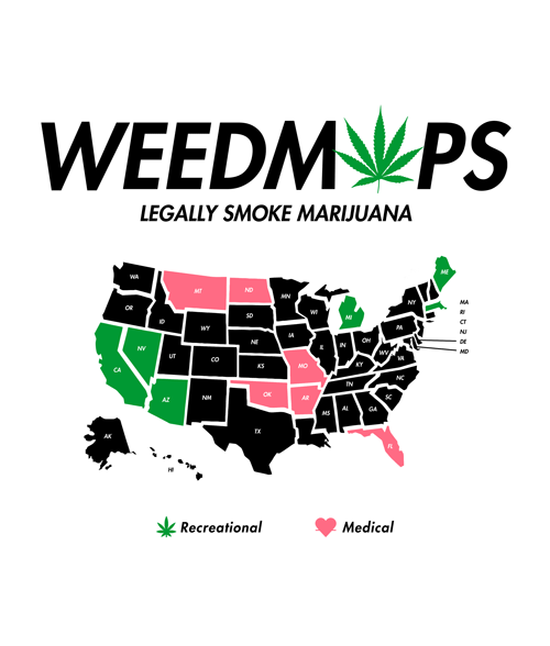 Weedmaps Shirt