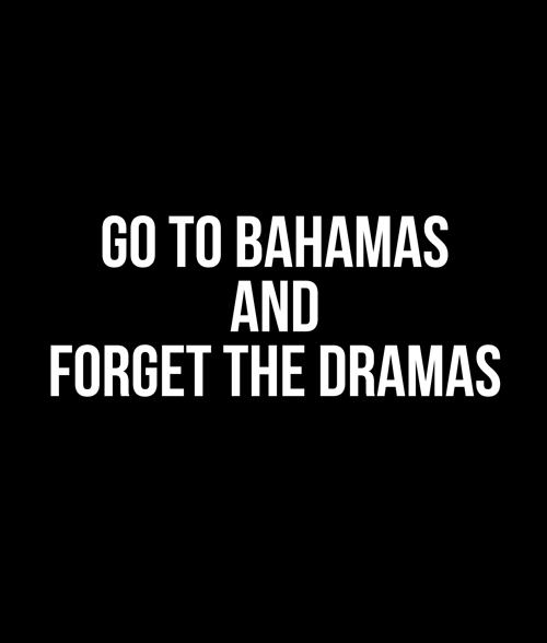 Bahamas T Shirt