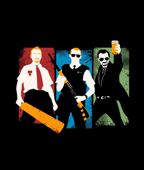 Blood And Ice Cream T Shirt