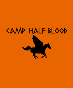 Camp Half Blood T Shirt