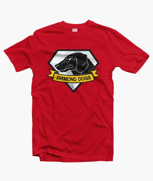 Diamond Dogs Shirt