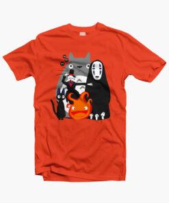 Ghibli Shirts