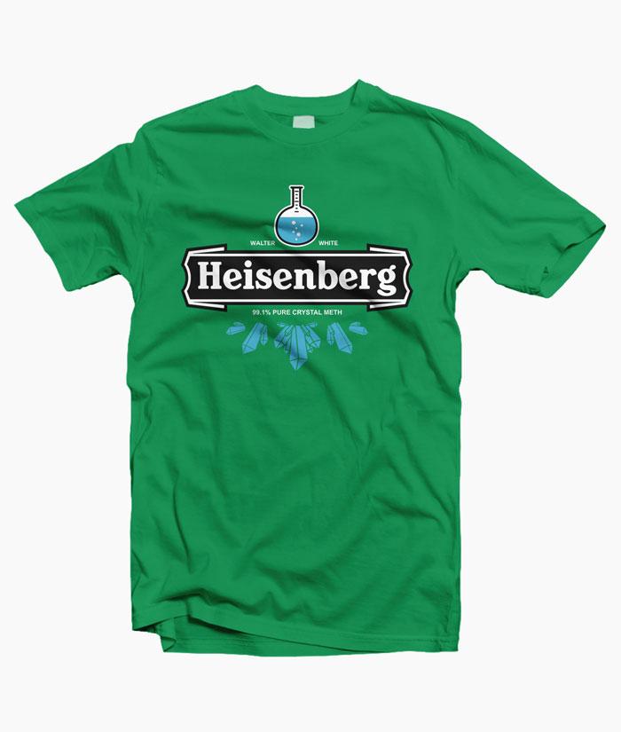 Heisenberg Shirt