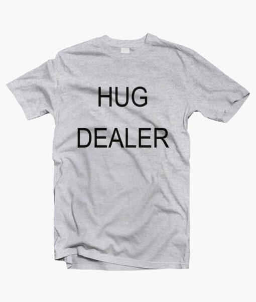 Hug Dealer T Shirt sport grey
