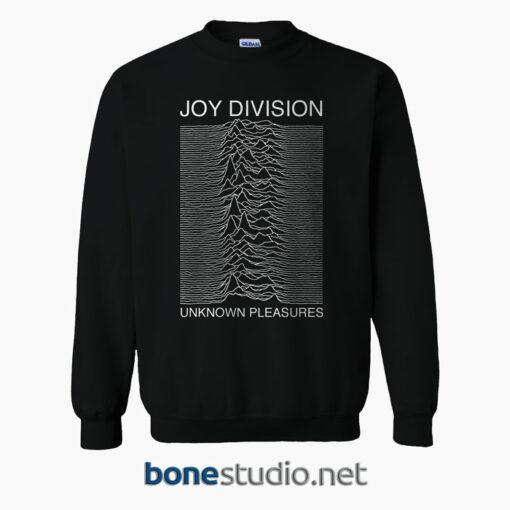 Joy Division Unknown Pleasures Sweatshirt