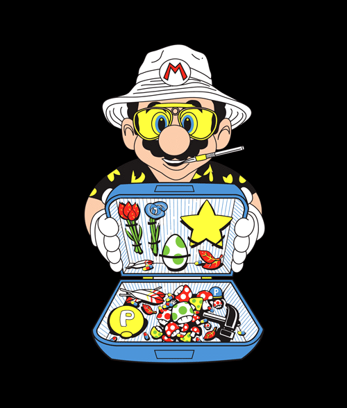 Koopa Country T Shirt