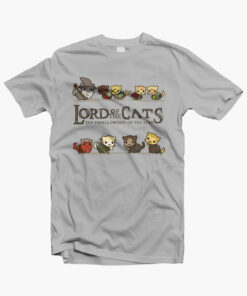 Lord Of The Cats T Shirt