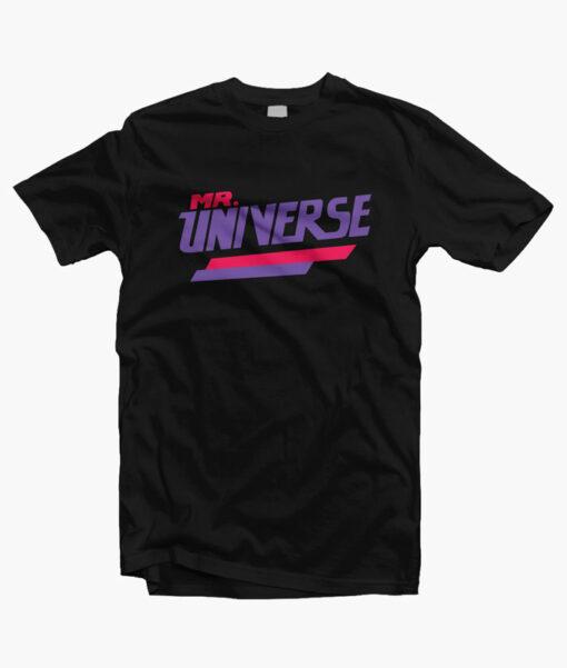 Mr Universe T Shirt