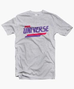Mr Universe T Shirt sport grey