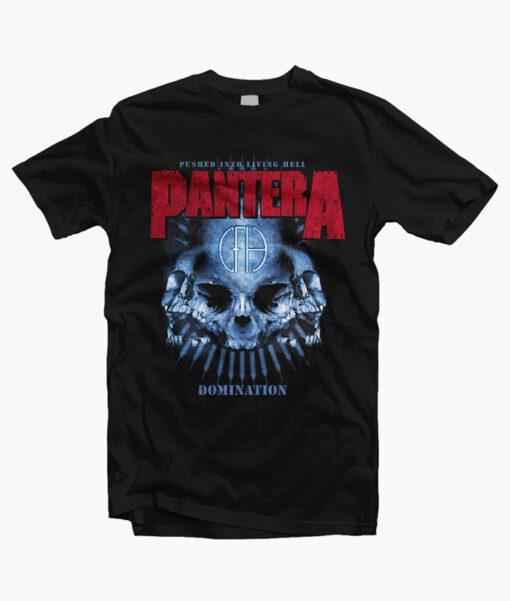 Pantera Domination T Shirt