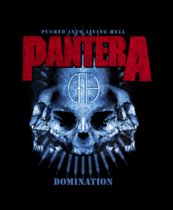 Pantera Domination T Shirt
