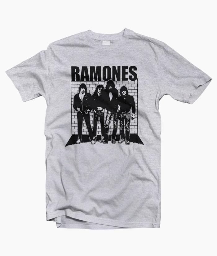Ramones T Shirt Ramones