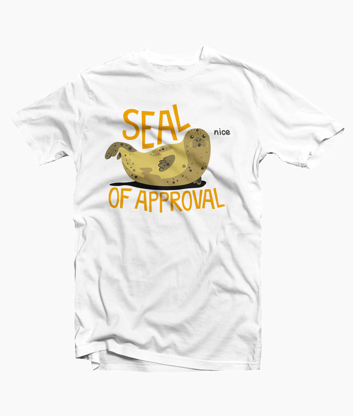 Seal Of Approval T Shirt