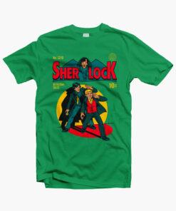 Sherlock T Shirts