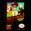 The IT Crowd NES Game T Shirt