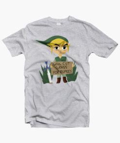 The Legend Of Zelda T Shirt