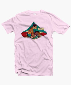Troy And Abed T Shirts pink