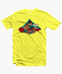 Troy And Abed T Shirts yellow