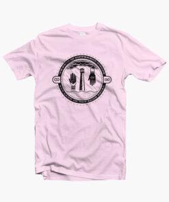 Will The Circle Be Unbroken Shirt pink