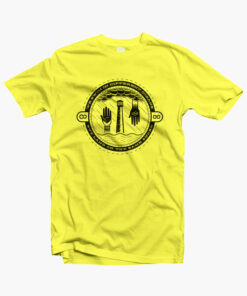 Will The Circle Be Unbroken Shirt yellow