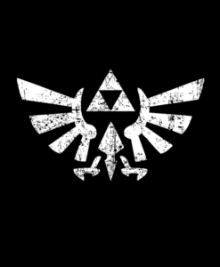 Zelda Triforce Shirt