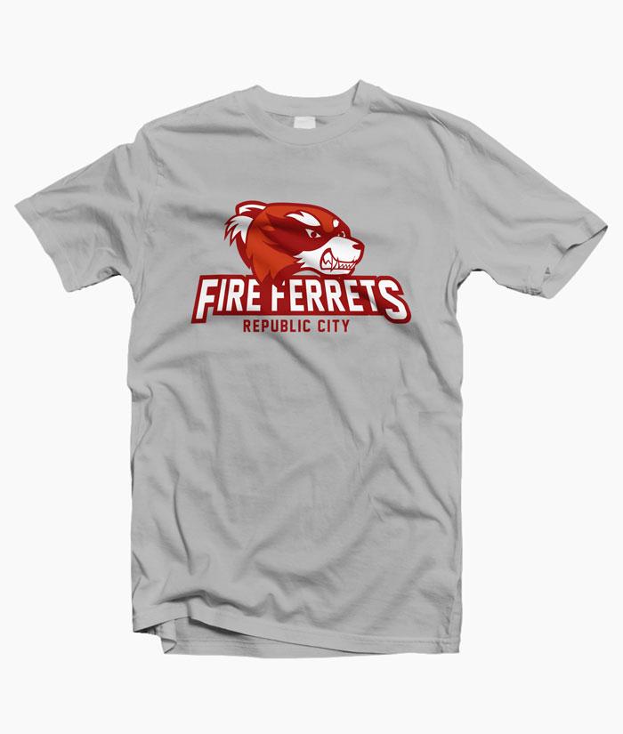 Fire Ferrets Shirt