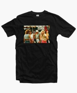 1980s Fashion T Shirts black