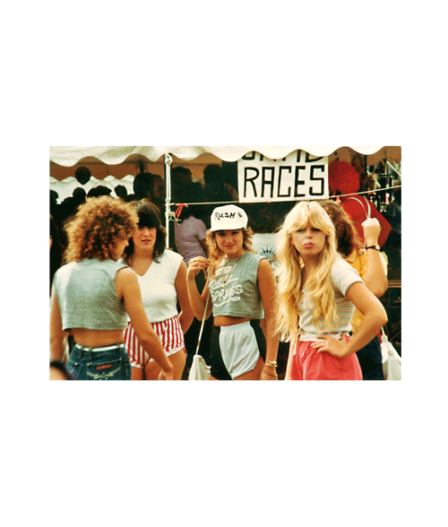 1980s Fashion T Shirts