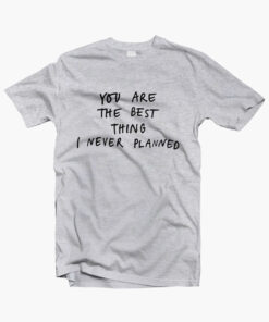 Best Quotes T Shirt sport grey