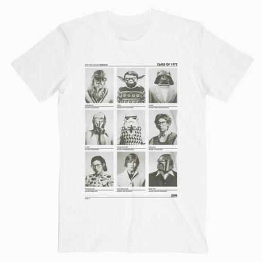 1977 Star Wars T Shirt Graphic Tees ...