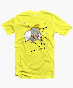 Disney T Shirt Sounds Of Disney yellow