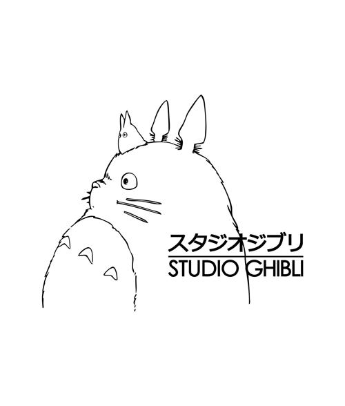 Studio Ghibli T Shirts
